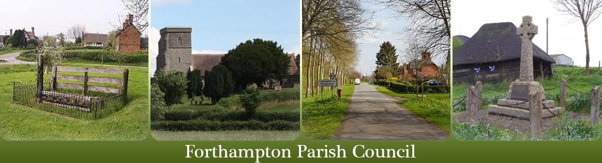 Header Image for Forthampton Parish Council